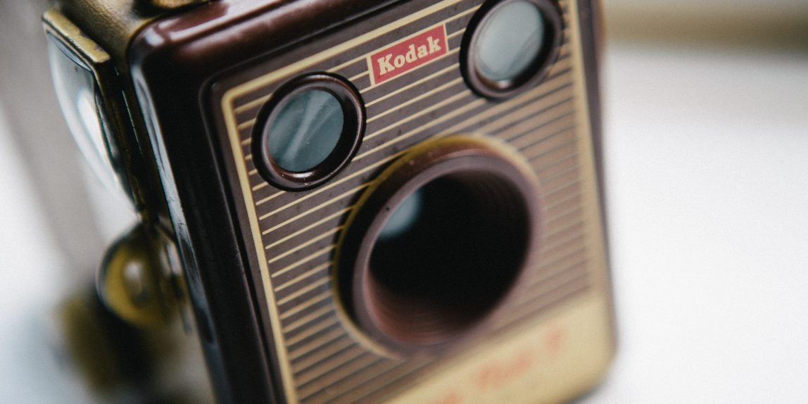 analog camera brownie camera 1830