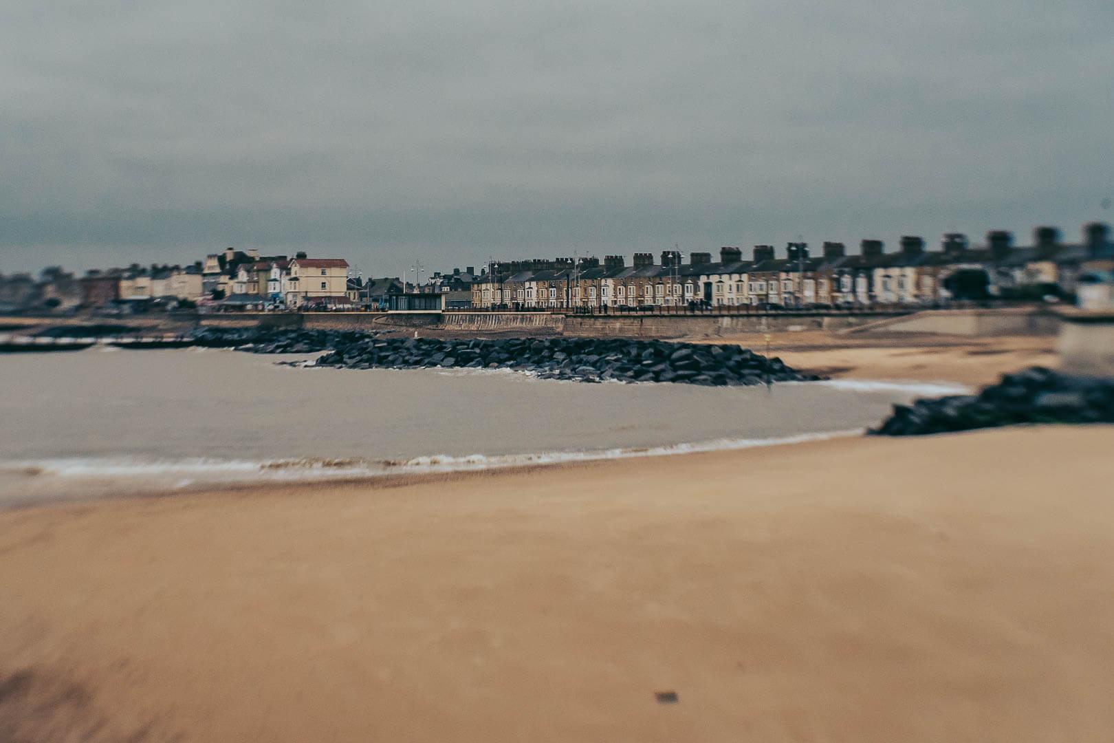 lowestoft sea front